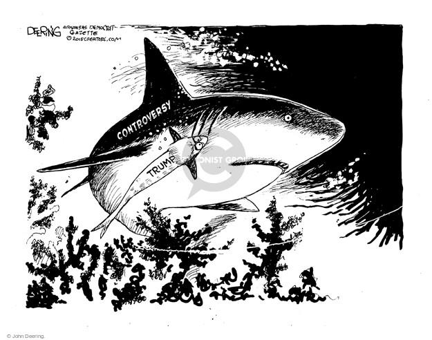 Cartoonist John Deering  John Deering's Editorial Cartoons 2015-12-02 John