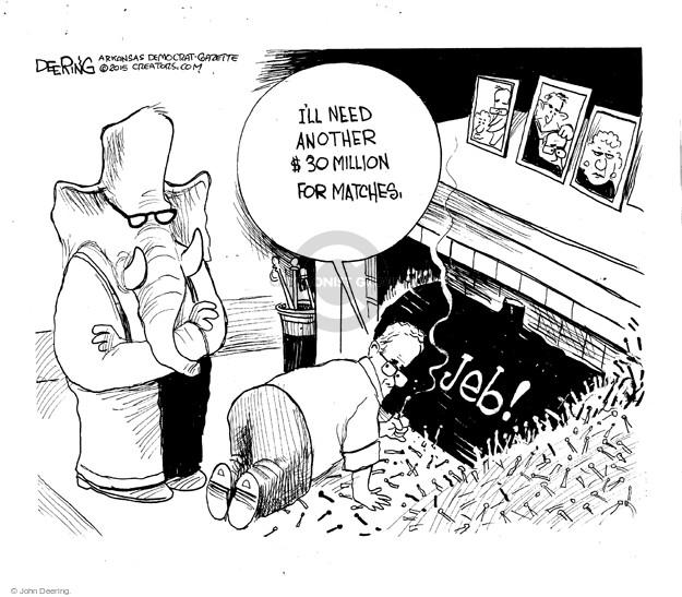 Cartoonist John Deering  John Deering's Editorial Cartoons 2016-01-06 John