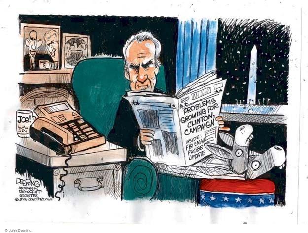 John Deering  John Deering's Editorial Cartoons 2016-01-22 vice president