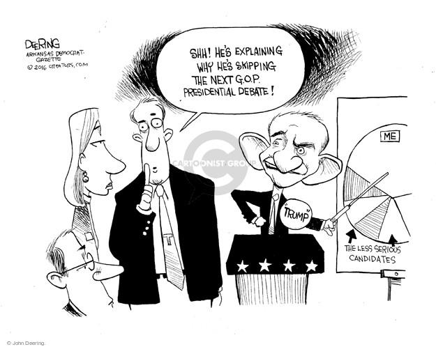 John Deering  John Deering's Editorial Cartoons 2016-01-28 1992 election