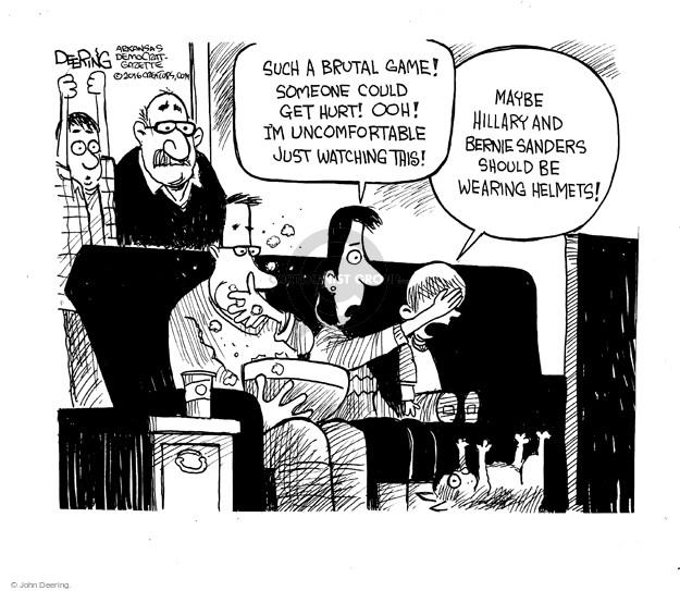 John Deering  John Deering's Editorial Cartoons 2016-02-07 national