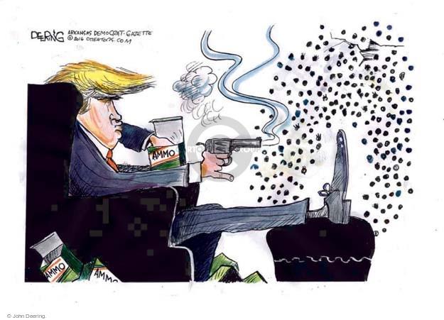 Cartoonist John Deering  John Deering's Editorial Cartoons 2016-02-19 miss
