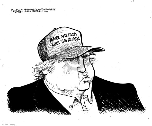 John Deering  John Deering's Editorial Cartoons 2016-04-12 1968