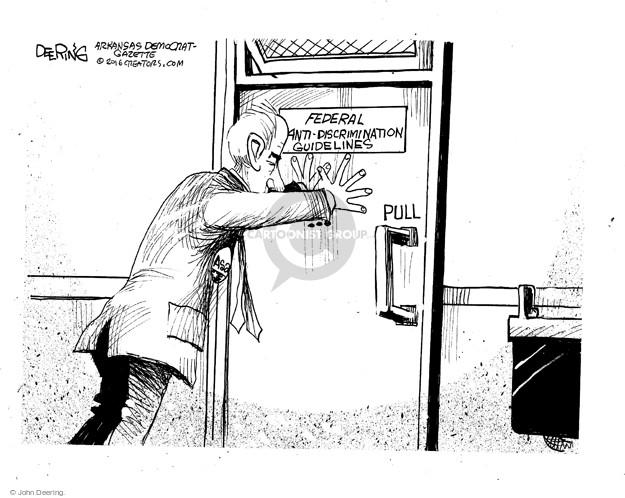John Deering  John Deering's Editorial Cartoons 2016-05-18 federal