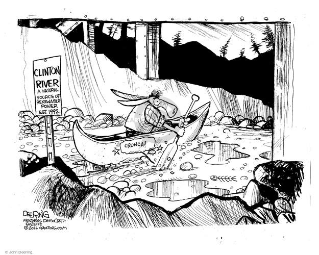 Cartoonist John Deering  John Deering's Editorial Cartoons 2016-06-01 John