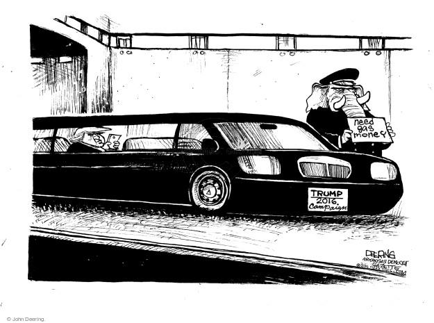 Cartoonist John Deering  John Deering's Editorial Cartoons 2016-06-23 John