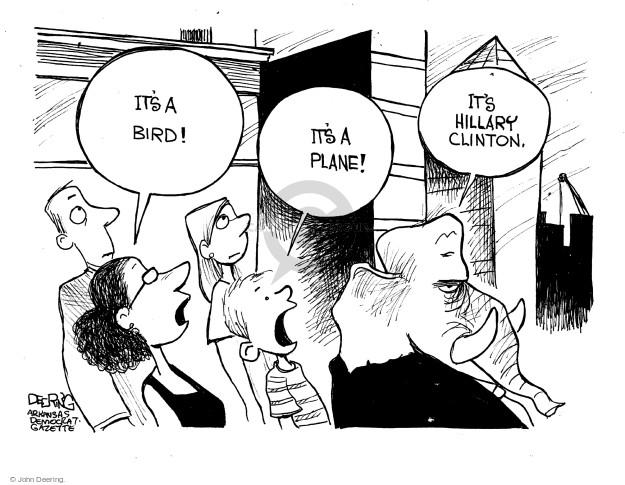 Cartoonist John Deering  John Deering's Editorial Cartoons 2016-07-07 investigation