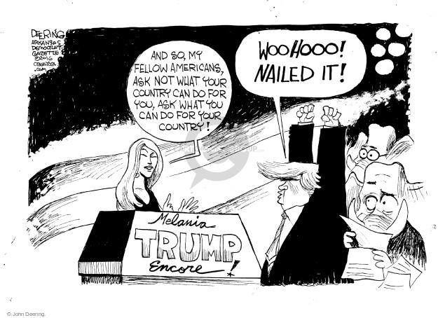 John Deering  John Deering's Editorial Cartoons 2016-07-23 2016 Republican convention