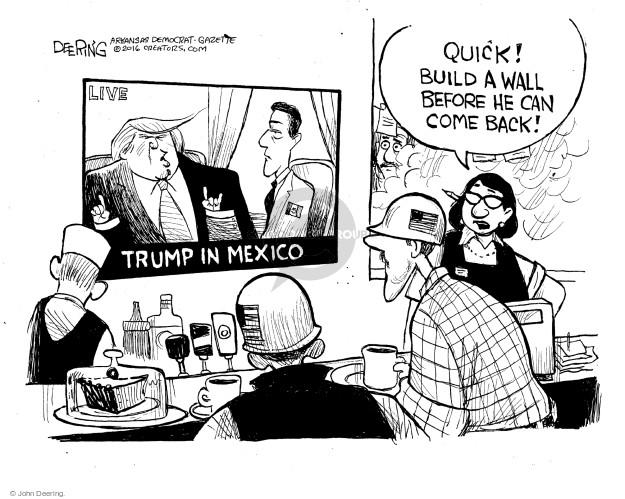 John Deering  John Deering's Editorial Cartoons 2016-09-01 nominee
