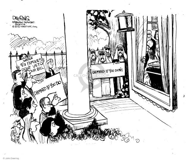 John Deering  John Deering's Editorial Cartoons 2016-09-24 diplomacy