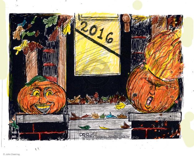 John Deering  John Deering's Editorial Cartoons 2016-10-06 nominee