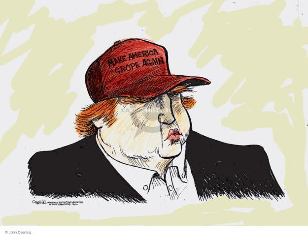 John Deering  John Deering's Editorial Cartoons 2016-10-18 nominee