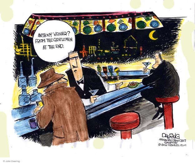 Cartoonist John Deering  John Deering's Editorial Cartoons 2016-11-11 politics