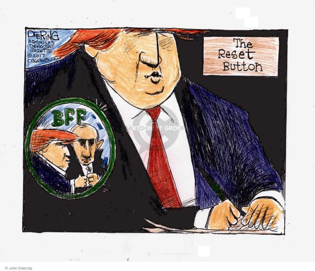 Cartoonist John Deering  John Deering's Editorial Cartoons 2017-02-23 John
