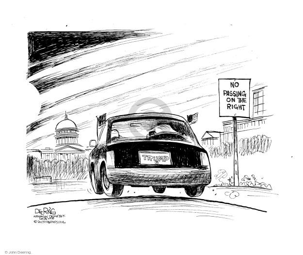 Cartoonist John Deering  John Deering's Editorial Cartoons 2017-03-28 conservative
