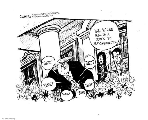 Cartoonist John Deering  John Deering's Editorial Cartoons 2017-07-27 politics