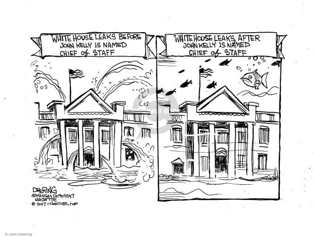 Cartoonist John Deering  John Deering's Editorial Cartoons 2008-07-17 John Kelly