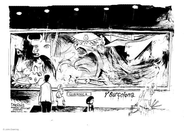 Cartoonist John Deering  John Deering's Editorial Cartoons 2017-08-19 John