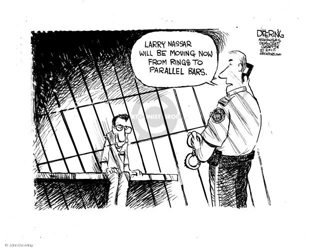 John Deering  John Deering's Editorial Cartoons 2018-01-29 now