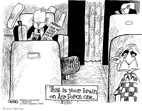 John Deering  John Deering's Editorial Cartoons 2007-08-15 house