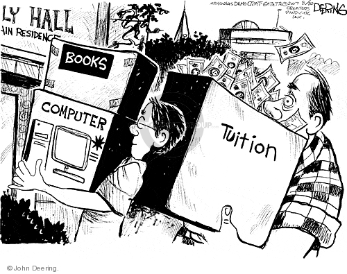 John Deering  John Deering's Editorial Cartoons 2007-08-21 hall