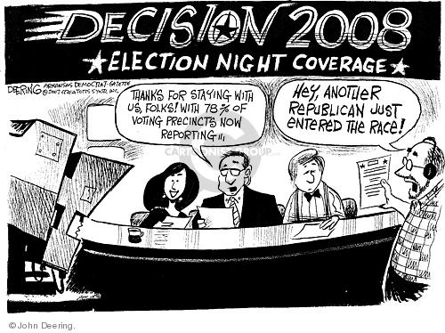 Cartoonist John Deering  John Deering's Editorial Cartoons 2007-09-13 coverage