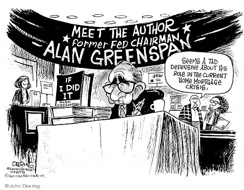 John Deering  John Deering's Editorial Cartoons 2007-09-18 house