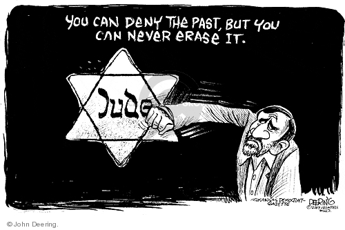 John Deering  John Deering's Editorial Cartoons 2007-09-26 Judaism