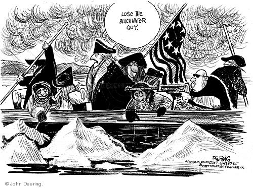 John Deering  John Deering's Editorial Cartoons 2007-10-03 lose