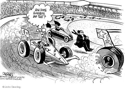 John Deering  John Deering's Editorial Cartoons 2007-10-23 Rudy Giuliani