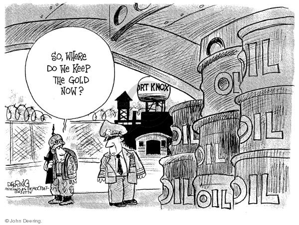 Cartoonist John Deering  John Deering's Editorial Cartoons 2007-11-12 John