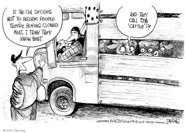 John Deering  John Deering's Editorial Cartoons 2008-01-17 administration
