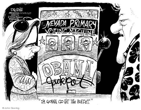 Cartoonist John Deering  John Deering's Editorial Cartoons 2007-01-18 senator