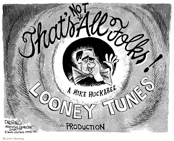 John Deering  John Deering's Editorial Cartoons 2008-02-19 looney