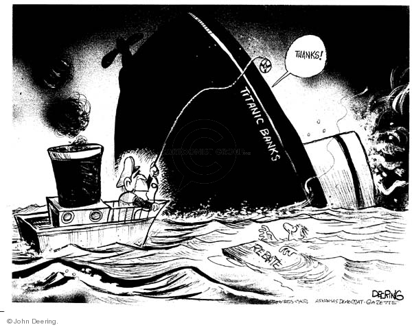 Cartoonist John Deering  John Deering's Editorial Cartoons 2008-03-19 strange