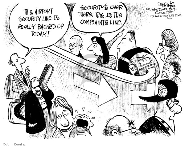Cartoonist John Deering  John Deering's Editorial Cartoons 2008-04-08 strange
