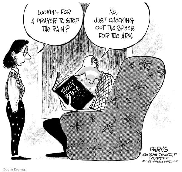 Cartoonist John Deering  John Deering's Editorial Cartoons 2008-04-11 John