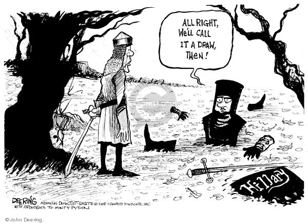 John Deering  John Deering's Editorial Cartoons 2008-05-12 lose