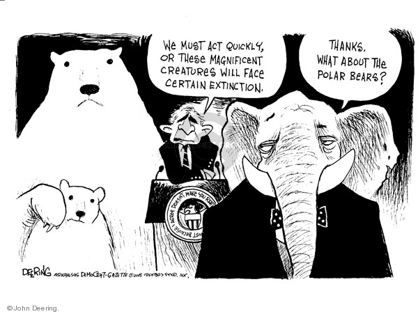 John Deering  John Deering's Editorial Cartoons 2008-05-15 republican