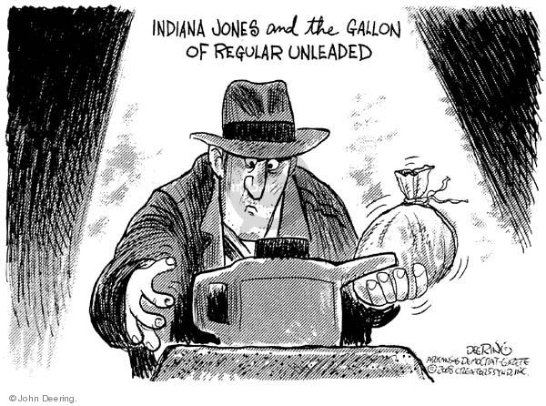 Cartoonist John Deering  John Deering's Editorial Cartoons 2008-06-10 John