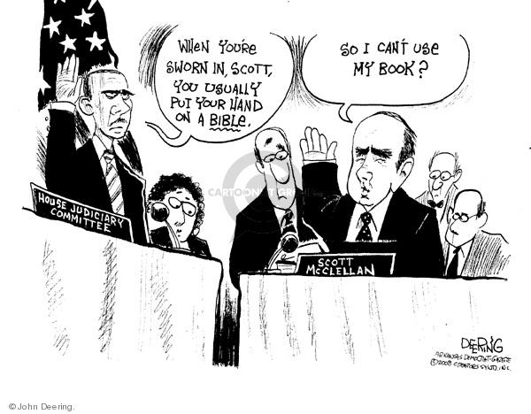 John Deering  John Deering's Editorial Cartoons 2008-06-11 house