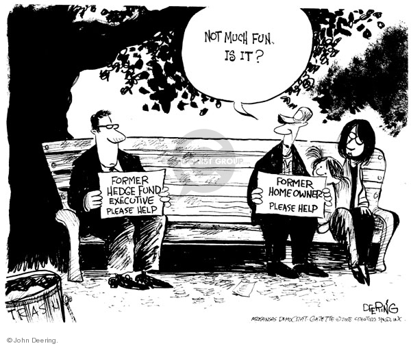 John Deering  John Deering's Editorial Cartoons 2008-06-20 executive