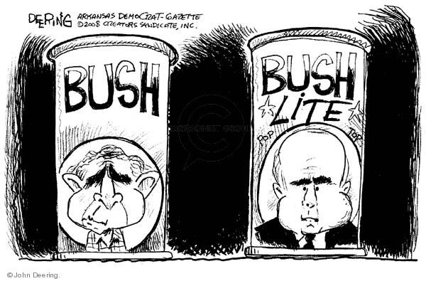 John Deering  John Deering's Editorial Cartoons 2008-06-24 identity