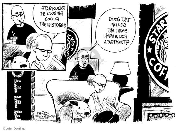 John Deering  John Deering's Editorial Cartoons 2008-07-03 economy