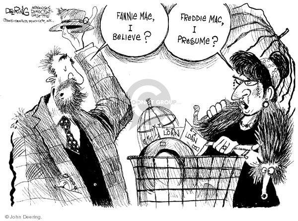John Deering  John Deering's Editorial Cartoons 2008-07-15 assistance