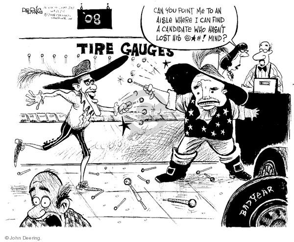 Cartoonist John Deering  John Deering's Editorial Cartoons 2008-08-08 find