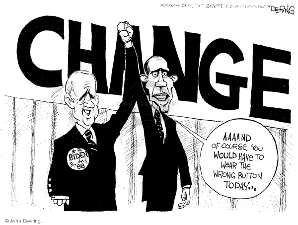John Deering  John Deering's Editorial Cartoons 2008-08-26 Joe Biden