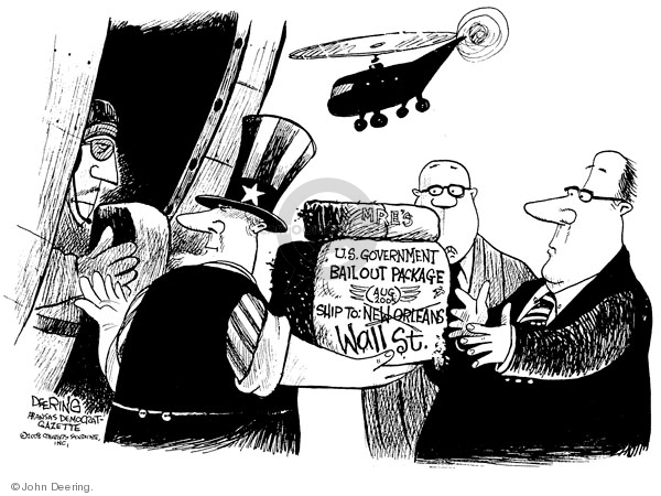 John Deering  John Deering's Editorial Cartoons 2008-09-26 2005
