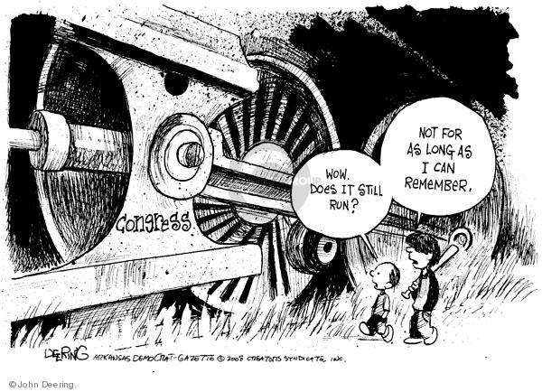 John Deering  John Deering's Editorial Cartoons 2008-10-02 house