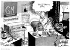 Cartoonist John Deering  John Deering's Editorial Cartoons 2008-11-18 food